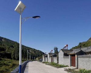 渭南市农村太阳能英国威廉希尔娱乐亮化工程
