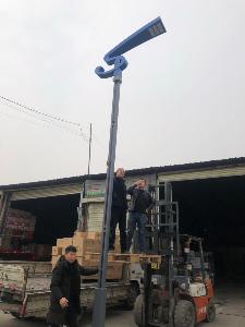铜川龙潭水库景观灯